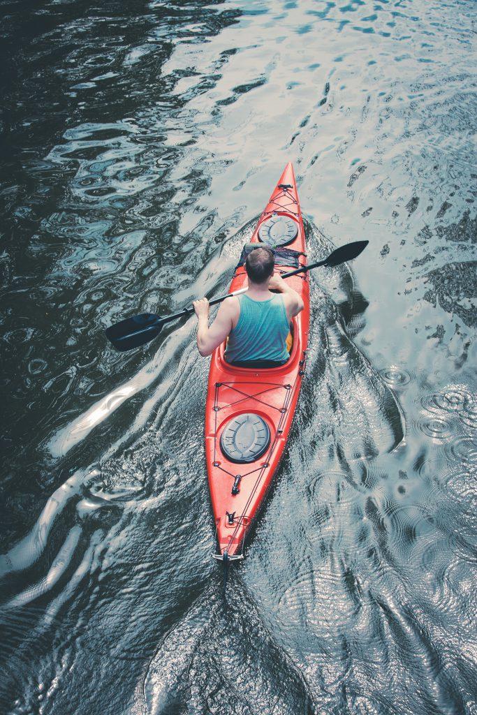 Hyra kanot