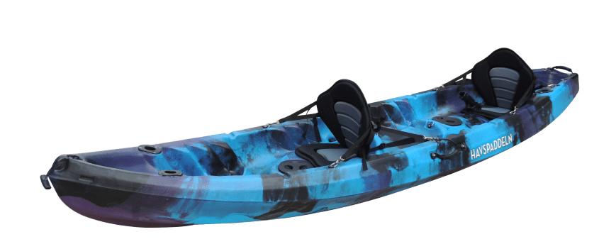 Arktis-blå-svart